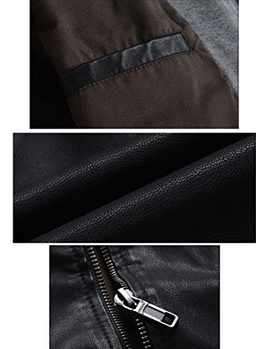 MatchLife -  Blazer  - Maniche lunghe  - Uomo Style2-Noir