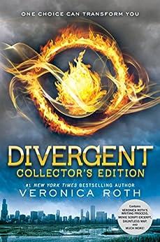 Divergent Collector's Edition (Divergent Series-Collector's Edition Book 1) (English Edition) van [Roth, Veronica]