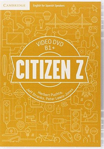 Citizen Z B1+ Video DVD