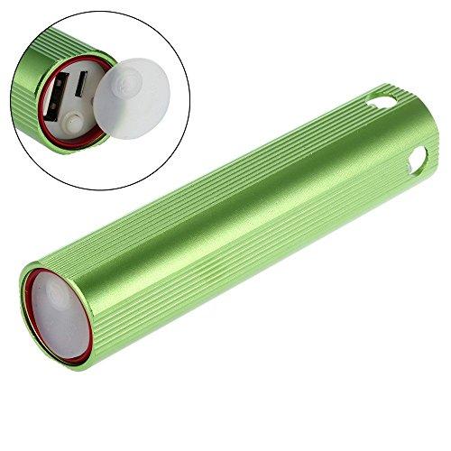 JAKEMY jm-pj7001 LED Portable Mobile de charge Lampe torche 80 lm 4-modes lumière lampe torche d'urgence pour maison Sport en extérieur