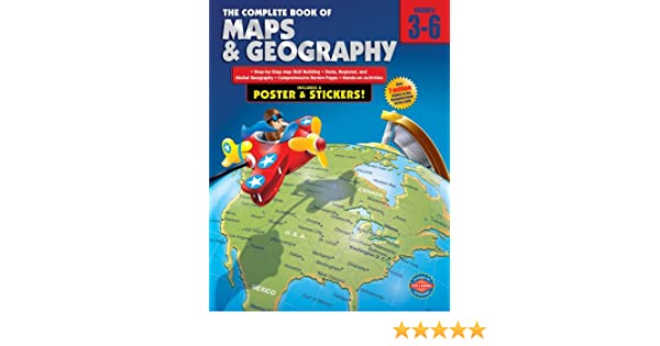 Buy The Complete Book of Maps & Geography Book Online at Low Prices Dubai Geography Map on