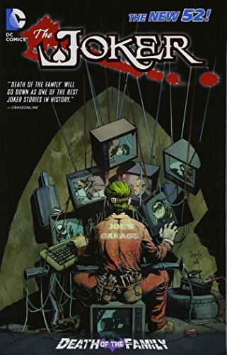 The Joker: Death of the Family HC (The New 52)
