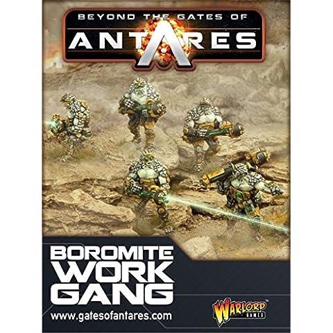 Puertas de Antares Boromite trabajo cablefinder-