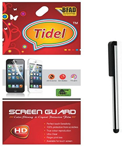 Tidel Ulta Clear Screen Guard for Micromax Bolt A82 With Stylus  available at amazon for Rs.229