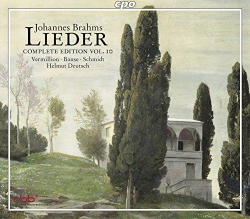Brahms: Lieder (Complete Editi...