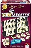 Schmidt Spiele 49282 - Classic Line - My Rummy - Mit großen Spielsteinen