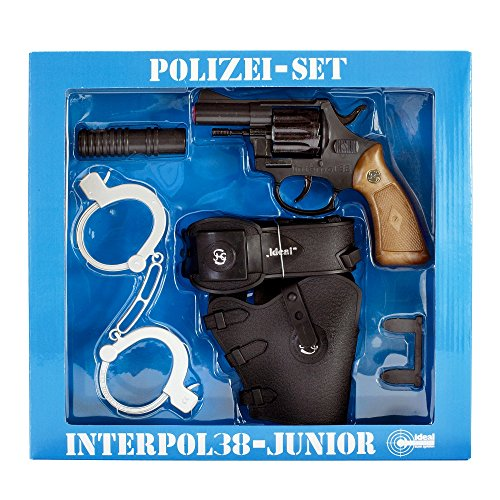 SCH Schrödel 295 0117 - Policía establece Interpol38 Junior, 12 rounds
