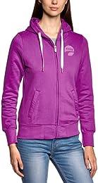 puma damen jacke fun athletics hooded sweat jacket