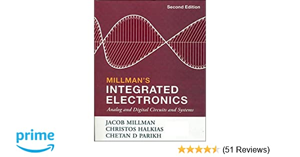 Buy Millman's Integrated Electronics Book Online at Low