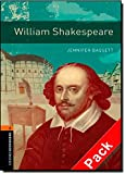 Oxford Bookworms Library: Level 2:: William Shakespeare audio CD pack: 700 Headwords (Oxford Bookworms ELT)