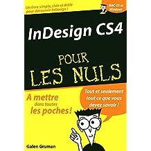 InDesign CS4 Poche Pour les nuls