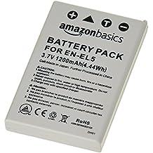 AmazonBasics Batterie Li-Ion pour appareils photo Nikon (EN-EL5)