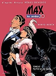 Max, tome 2 par Salva Rubio