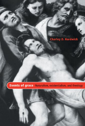 Events of Grace Hardback: Naturalism, Existentialism, and Theology por Hardwick