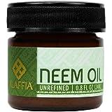 Alaffia - Unrefined Neem Oil - 0.8 oz