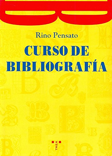 Curso de bibliografía (Biblioteconomía y Administración Cultural)