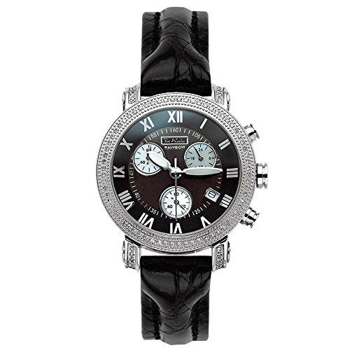 Joe Rodeo Diamond Ladies Watch - PASSION silver 0.75 ctw