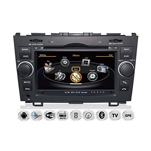 REALMEDIA Honda CRV OEM Einbau Touchscreen Autoradio DVD Player MP3 MPE4 USB...