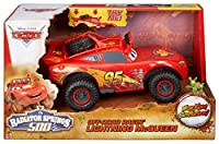 Disney Cars Off Road Racin' Lightning McQueen Toy