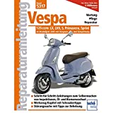 Bucheli Verlag Reparaturanleitung Motorradtyp bezogen Sprint ab 2005 22871/2223