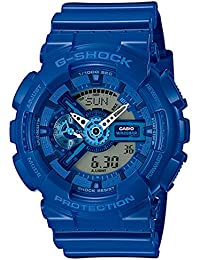 Casio Unisex Reloj de pulsera G de shock Style Series analógico–digital cuarzo Resin GA de 110bc de 2aer