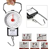 Best Luggage Scales - Asonn White Luggage Weighing Scale Weight Scales Portable Review