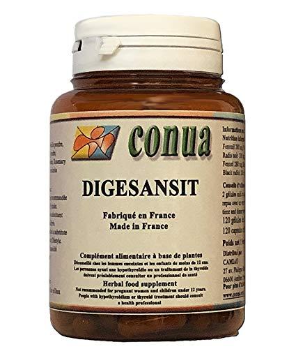 Digestion transit Complexe DIGESANSIT Detox foie et colon :...