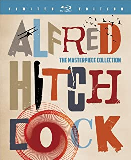 Alfred Hitchcock: The Masterpiece Collection [Blu-ray] [US Import] (B008DCAG9M) | Amazon price tracker / tracking, Amazon price history charts, Amazon price watches, Amazon price drop alerts