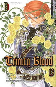 Trinity Blood Edition simple Tome 13