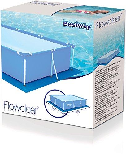Pool Bodenplane – Bestway – 58101 - 3