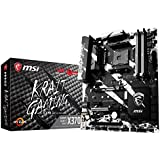 MSI Gaming AMD Ryzen X370DDR4VR Ready HDMI USB 3SLI CFX carte mère ATX (X370Krait Gaming)