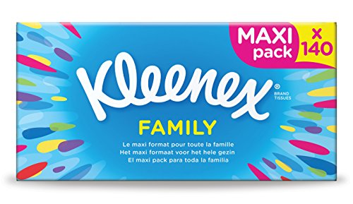 kleenex-family-mouchoirs-boite-de-140-lot-de-5
