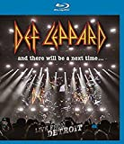 DVD & Blu-ray - Def Leppard - And There Will Be A  Next Time... Live From Detroit [Blu-ray]