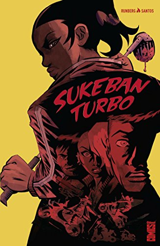 Sukeban turbo par From Glénat Comics