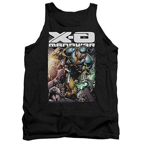 XO Manowar - XO Manowar - Männer Pit Tank Top Black