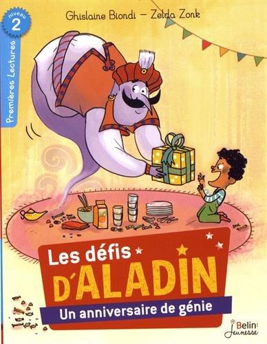 Les défis d'Aladin : Un anniversaire de génie
