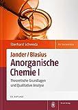 Jander/Blasius, Anorganische Chemie I: Theoretische Grundlagen und Qualitative Analyse