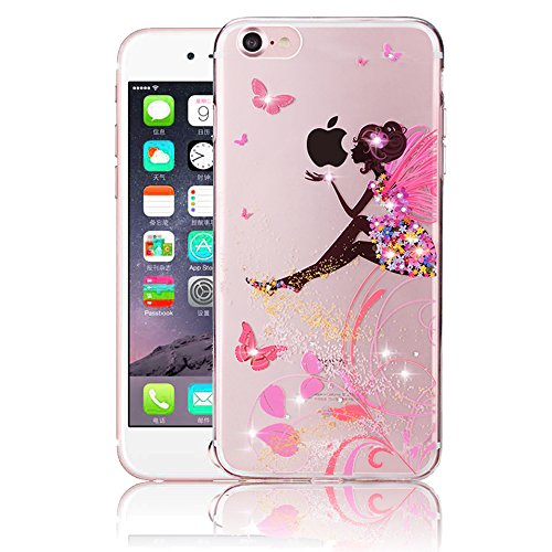 Custodia iPhone 7 TPU,Case Cover per iPhone 7 in TPU,Bonice iPhone 7 Marmo Case Cover iPhone 7 4.7 inch - pattern 14 Pattern 01
