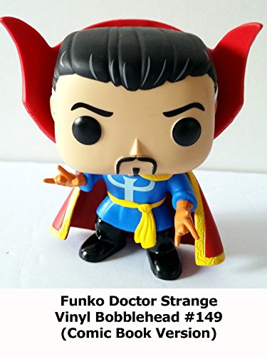 Review: Funko Doctor Strange Vinyl Bobblehead #149 (Comic Book Version) [OV]