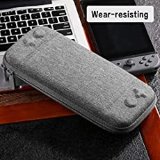 Leoie Hard Protective Bag Storage Travel Carry Pouch Case for Nintend Switch
