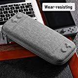#4: Leoie Hard Protective Bag Storage Travel Carry Pouch Case for Nintend Switch