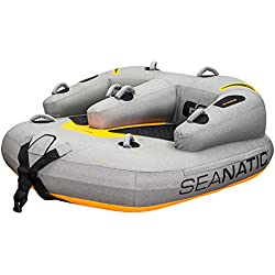 Seanatic Rasch 3 Tubeboat Tube Towable eau lac mer tirer bouée tractée bateau