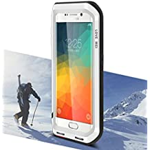 Para Samsung GALAXY S6 etidronato +, amor MEI marca Aluminio-silicona impermeable a prueba de golpes * dos años de garantía*