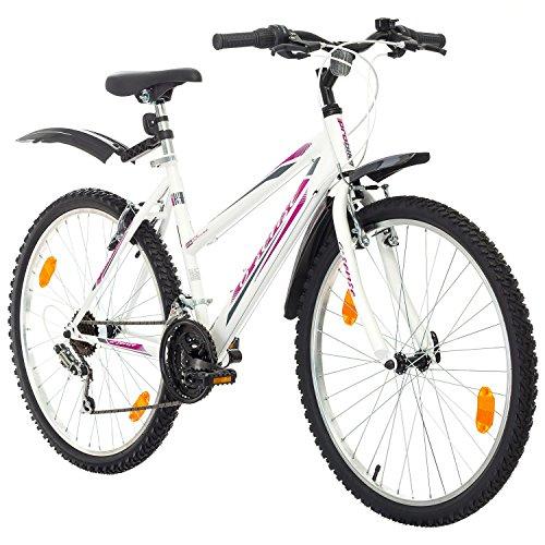 Die Multibrand Distribution Mountainbike Damen 6th Sense im Vergleich