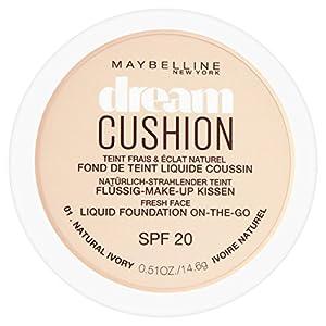 Maybelline Dream Cushion Liquid Foundation 01 Natural Ivory 30ml
