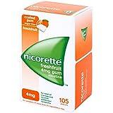 Nicorette Chewing Gum 4mg Freshfruit - 105 Pieces