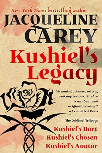 Kushiel's Legacy: (Kushiel's Dart, Kushiel's Chosen, Kushiel's Avatar) (Kushiel's Legacy) (English Edition)