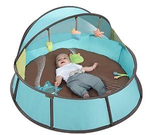 Babymoov Babyni Pop-Up Reisebett ist für Kinder bis 9kg geeignet
