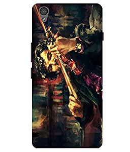Citydreamz Violin Hard Polycarbonate Designer Back Case Cover For OnePlus X