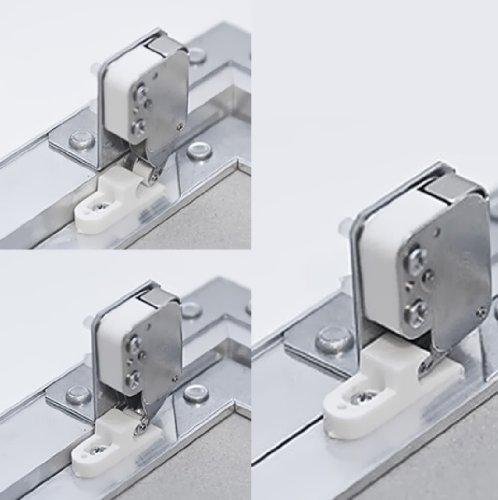 marco de aluminio Verde menta en seco Tapa para revisi/ón GK de 300x600 mm yeso 12,5 mm kral11 pladur Revisi/ón Mantenimiento Puerta 30x60 cm Mantenimiento Tapa de limpieza Mantenimiento Apertura